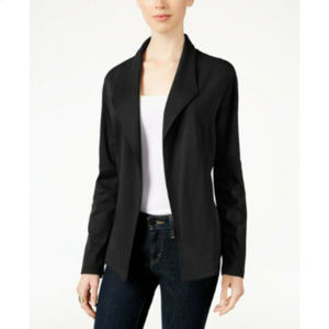 STYLE & CO Womens Open Front Blazer Jacket, XXL